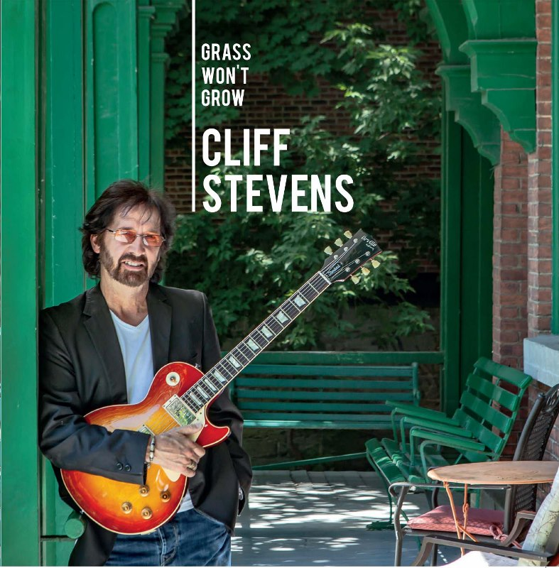 Cliff Stevens Grass Won't Grow
