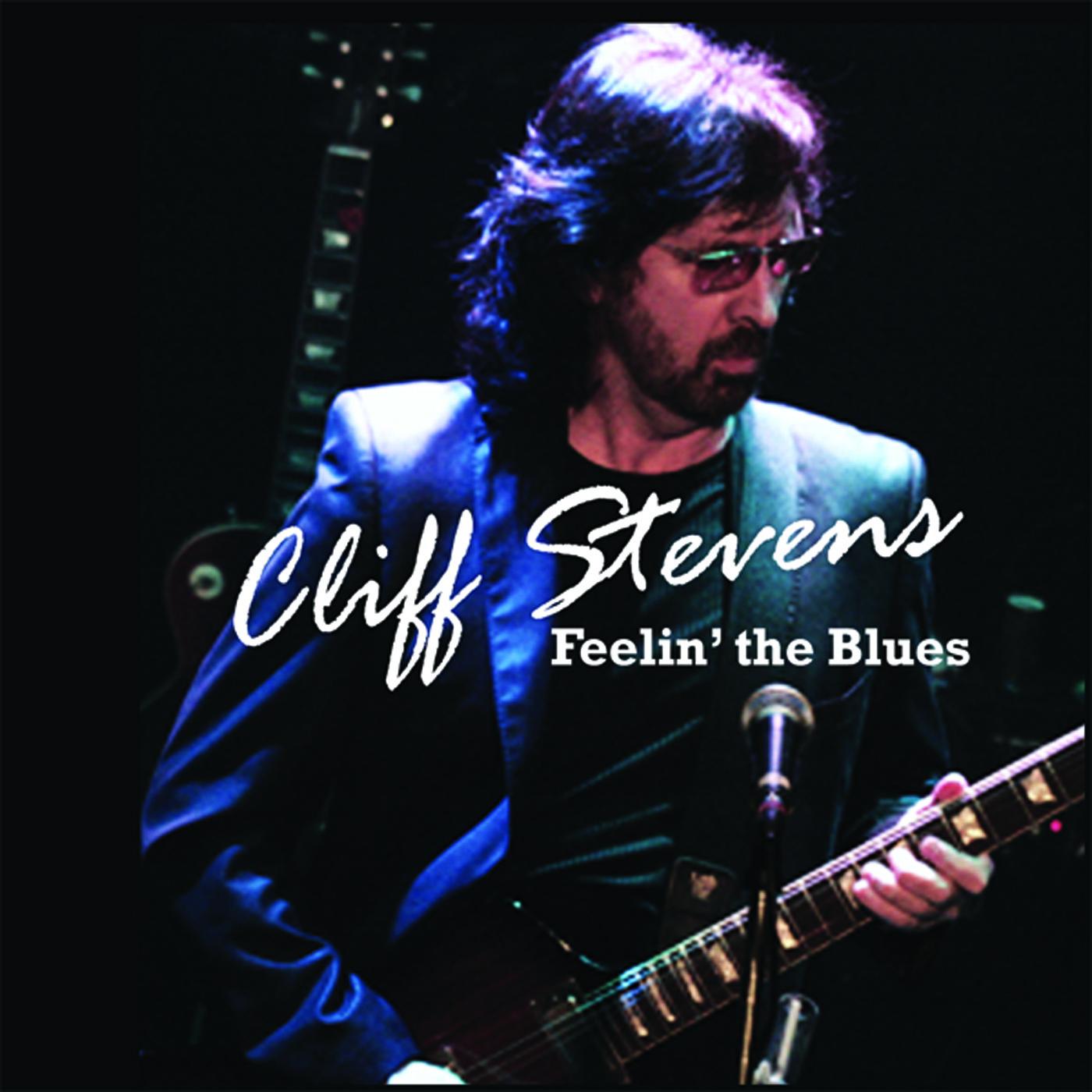Cliff Stevens Feeling the Blues