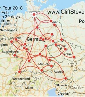 2018 European Tour